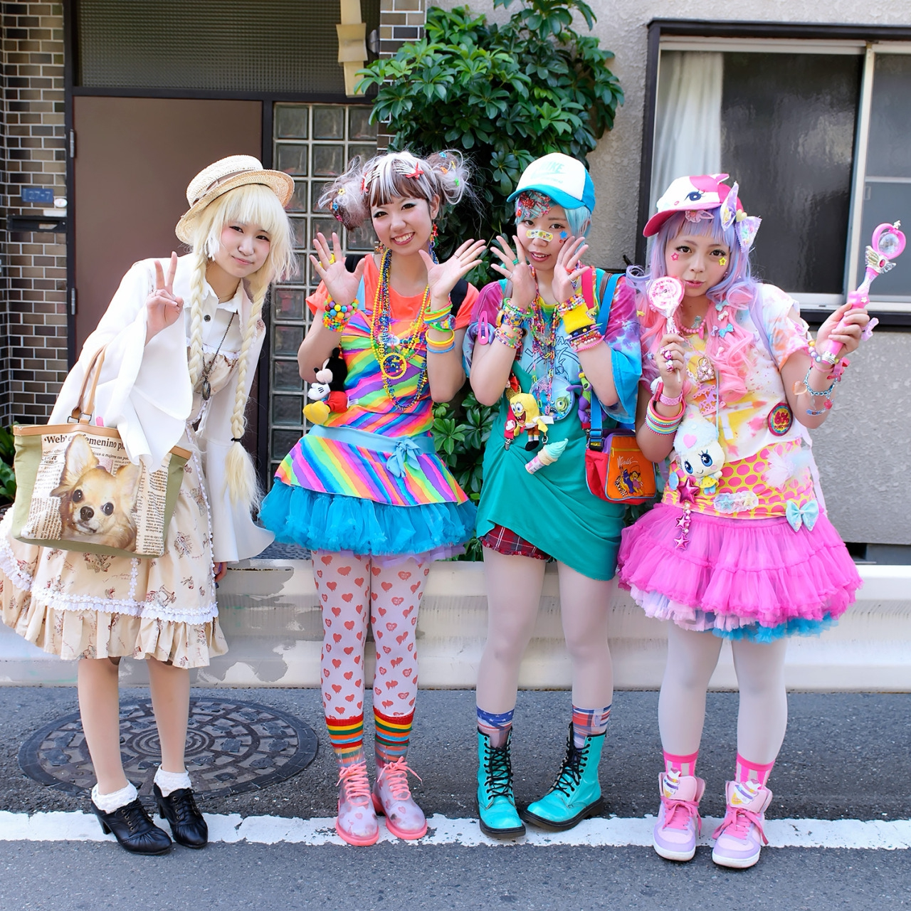 Kawaii fashion: Is it weird or cute?  Pop Japan