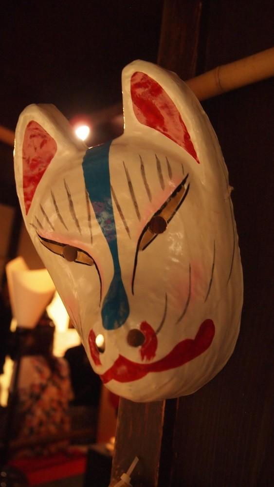 9 kinds of japanese traditional masks
