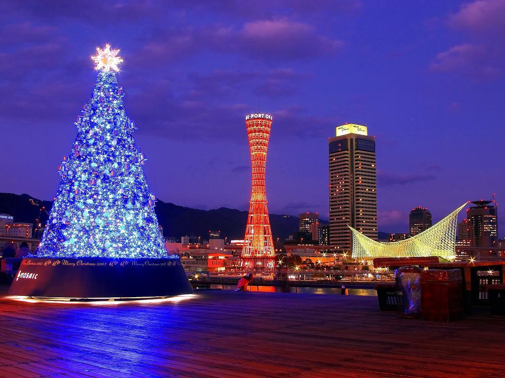 0 - Christmas In Japan