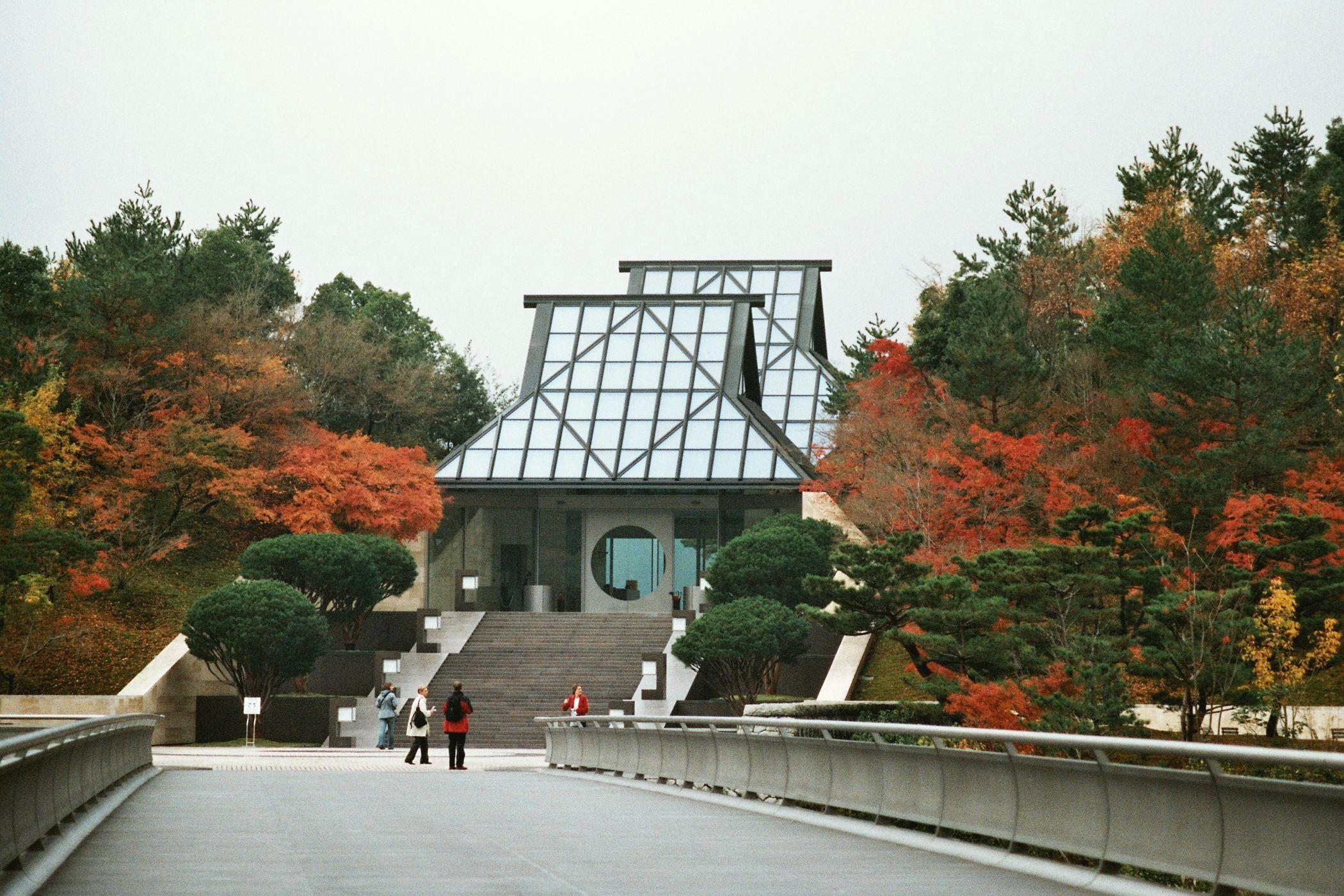 Miho Museum Pop Japan