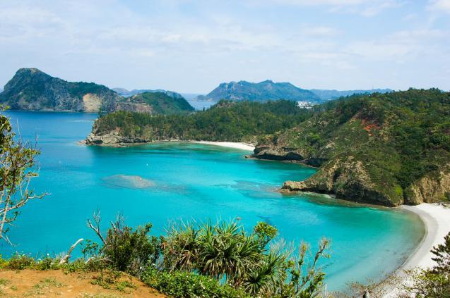 Ogasawara Islands (Bonin Islands)