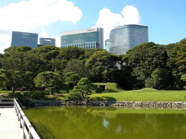 Hama Rikyu-teien Garden | POP JAPAN