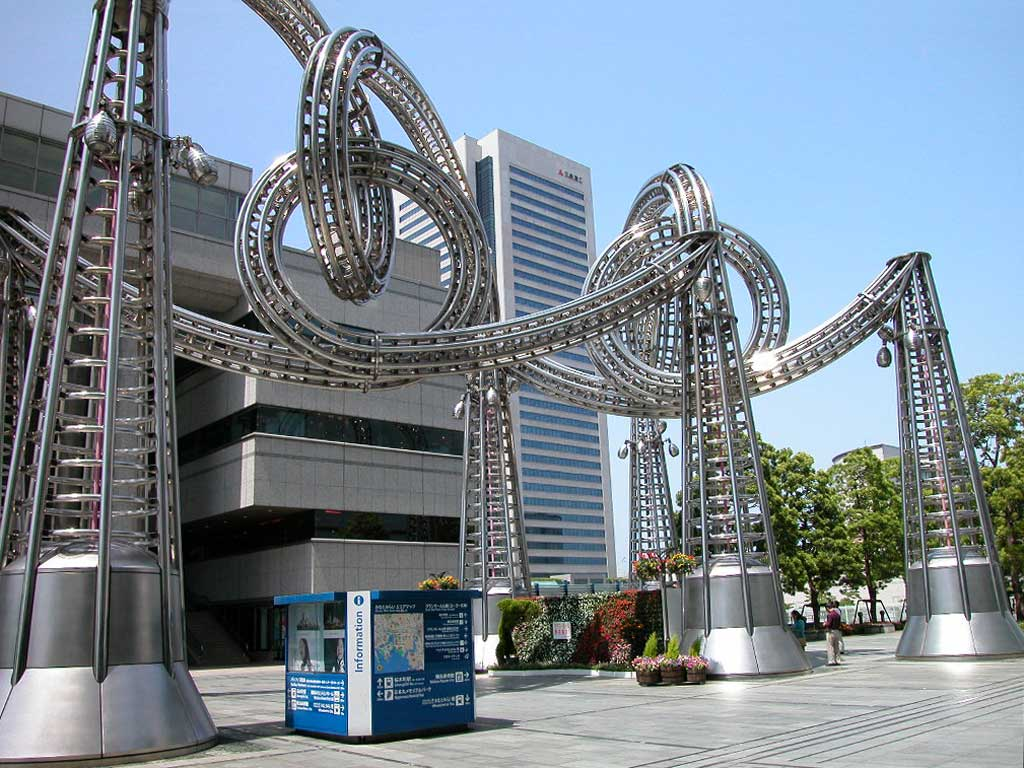 Queen's Square Yokohama | POP JAPAN