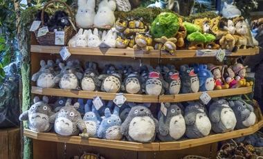 Ghibli Museum Store